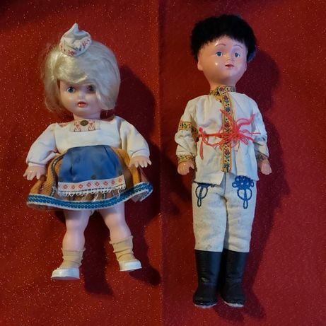 Куклы в этнических костюмах СССР