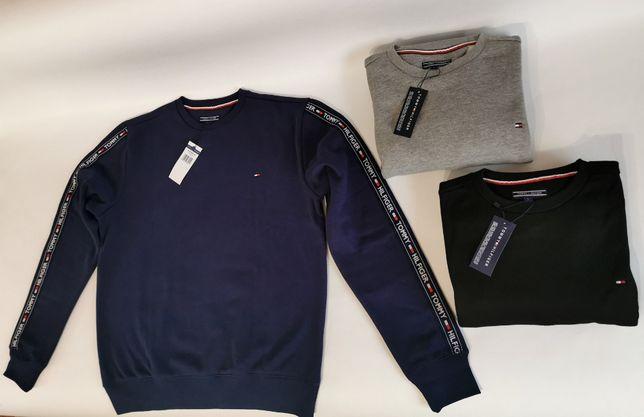 Bluzy męskie Tommy Hilfiger ! - 50 % ceny sklepowej ! S M L XL