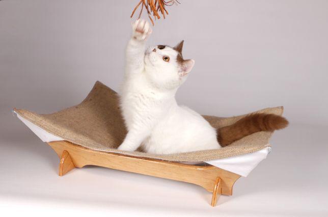 Гамак для кошки. Лежанка для кота.
