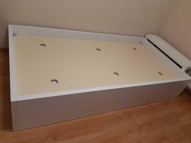 Łóżko o wymiarach 100x200