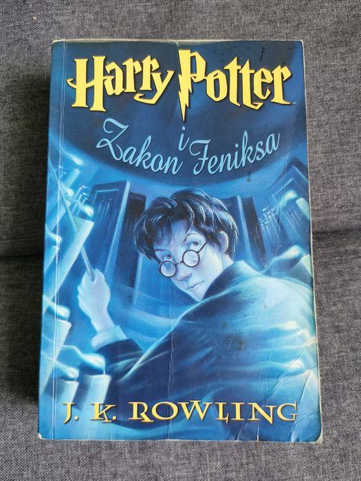 Harry Potter i Zakon Feniksa 2003 r. Łódź - image 1