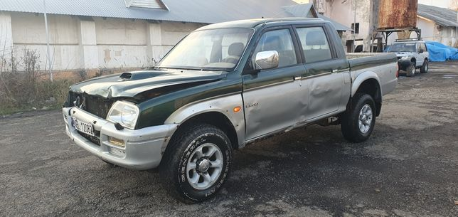 Розборка Mitsubishi l200