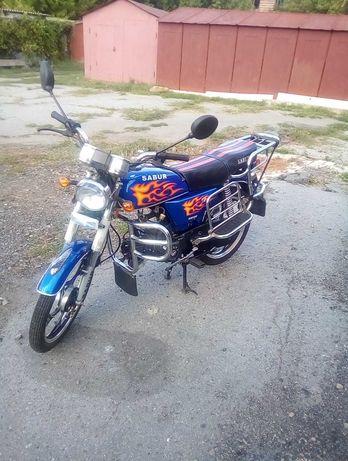 Продам мотоцикл Мустанг