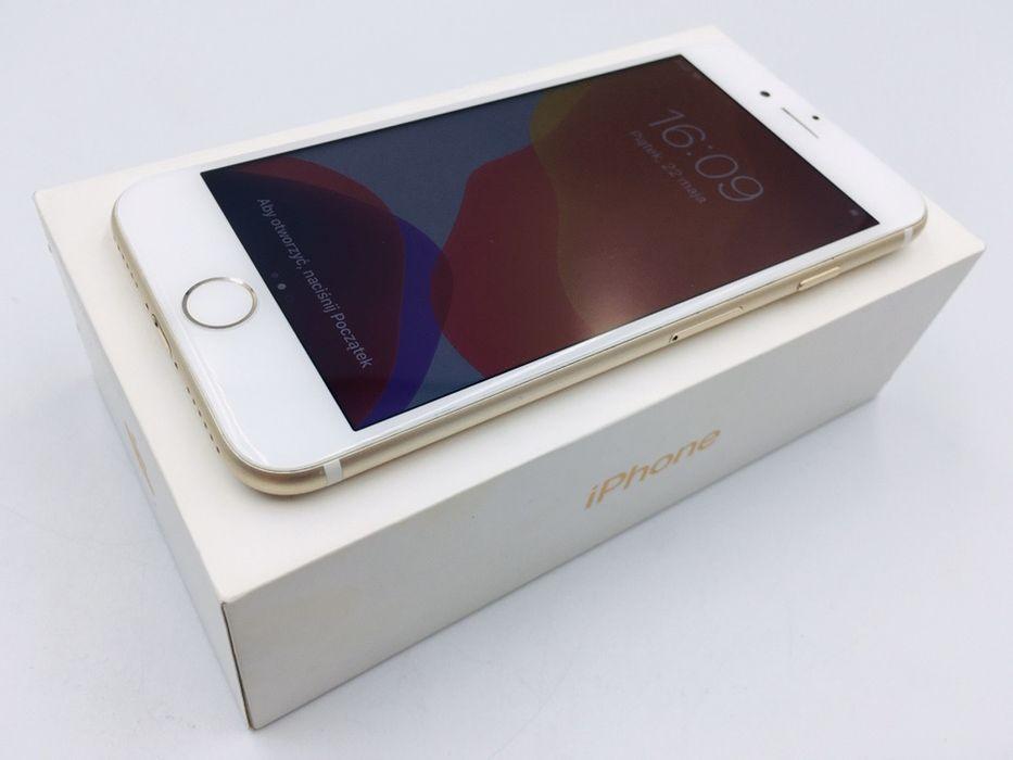 iPhone 7 32GB GOLD • NOWA bateria • GW 1 MSC • AppleCentrum Wrocław - image 1