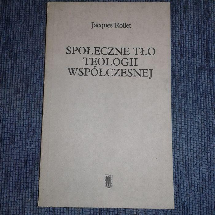 Społeczne tło teologii wspłczesnej Warszawa - image 1
