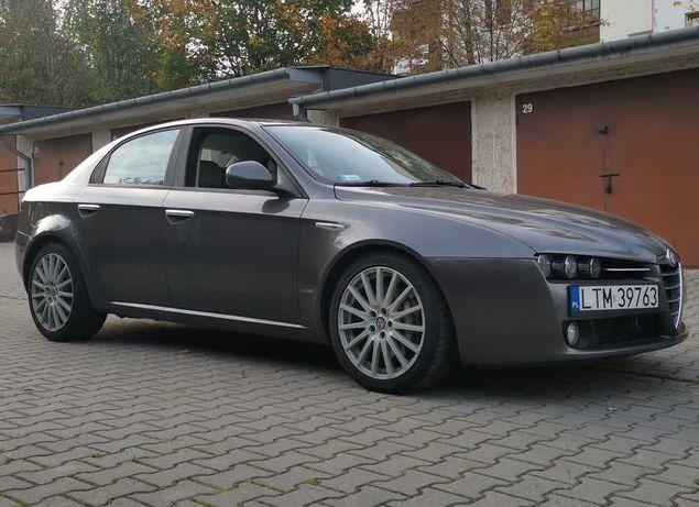 Alfa Romeo 159 2.4JTDm Q4 4x4