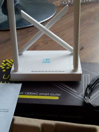 Router up link 5g