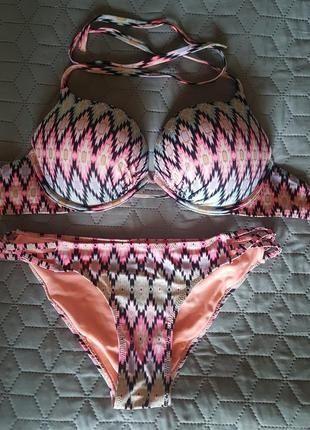 Красивейший купальник victoria's secret bomshell 34d 75d