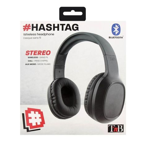 Headphones #Hashtag by T&B + AKG