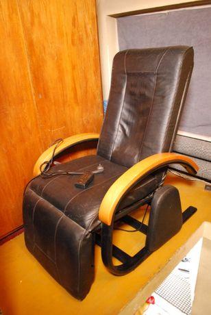 Fotel masujący , do masażu