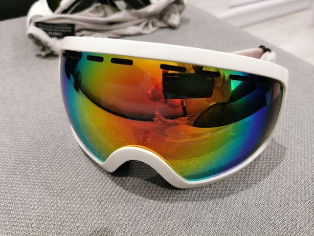 Okulary narciarskie