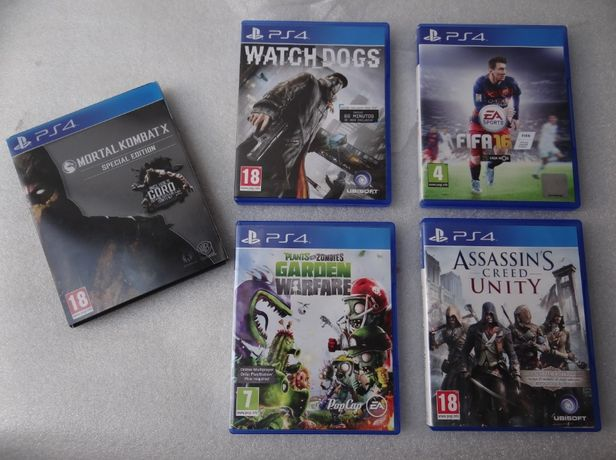 Jogos PlayStation 4 - PS4