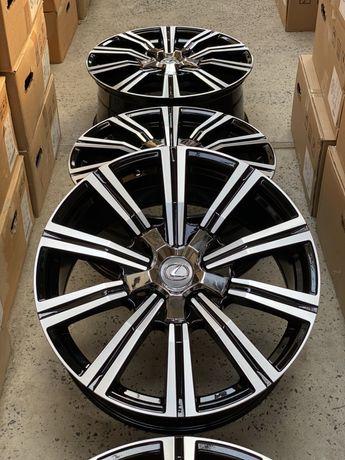Диски Новые R20/5/150 R21/5/150 Lexus Lx в Наличии