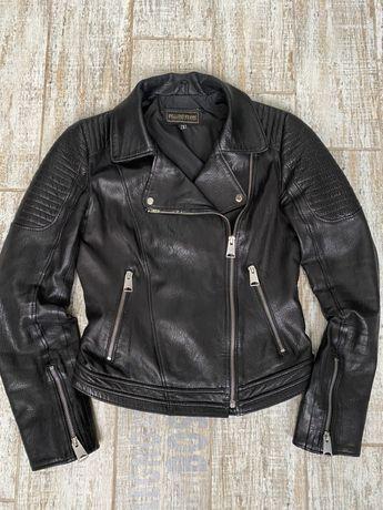 Кожаная курточка/ куртка/ косуха/ размер с
