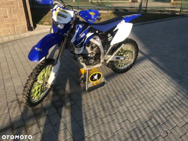 Yamaha WR WR 250 F