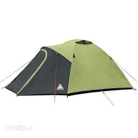 Namiot 10T Outdoor equipment Sevilla 3, zielony, 310 x 230 x 130 cm