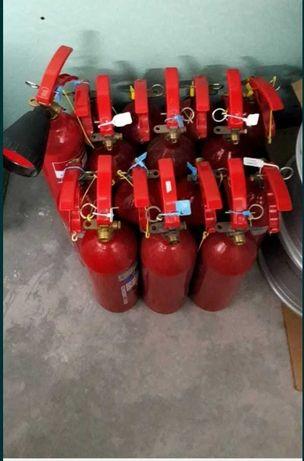 Extintor co2 cheio 2Kg