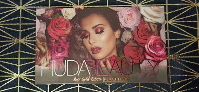Paletka Huda Beauty Rose Gold nowa