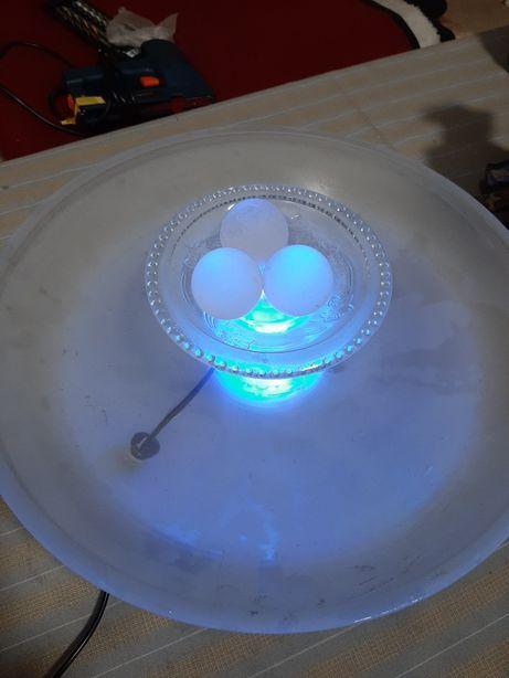 Nastrojowa lampka nawilżacz
