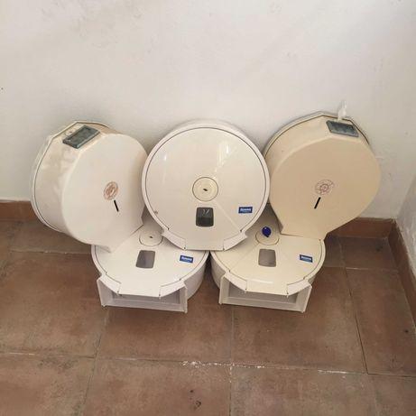 Dispensador de papel WC