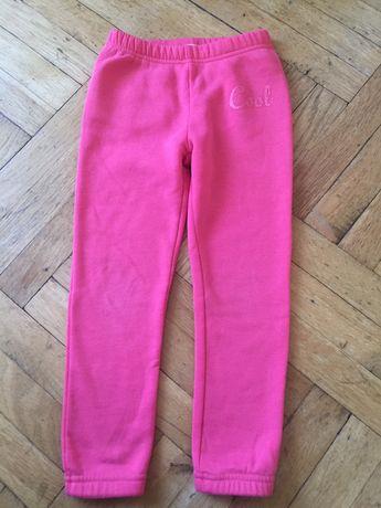 Ciepłe spodnie dresowe 110