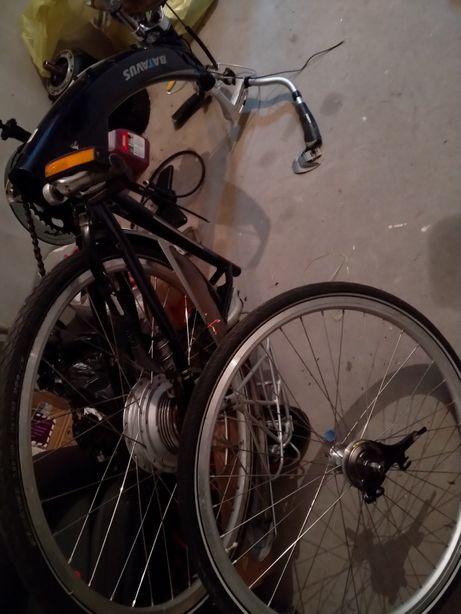 Rower elektryczny Batavus padava easy set luxe