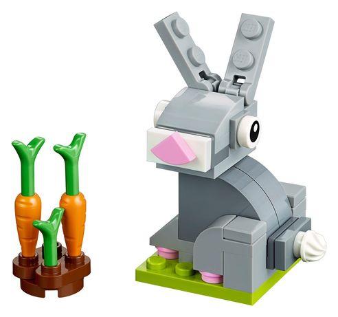 Lego 40398 april polybag