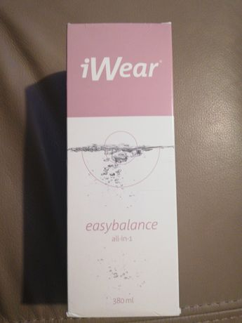 Płyn do soczewek iwear easybalance all-in-1