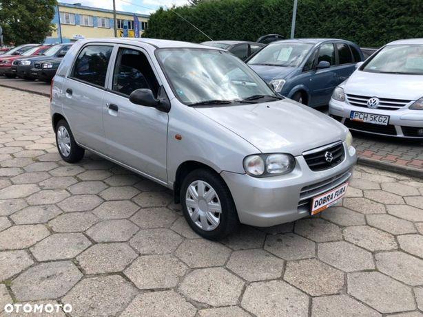 Suzuki Alto 1.1 Benzyna*Klimatyzacja*Elektryka°Komis*Zamiany
