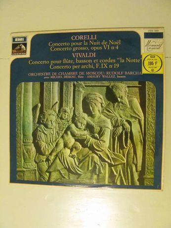 LP Vinil EMI RARO Corelli e Vivaldi