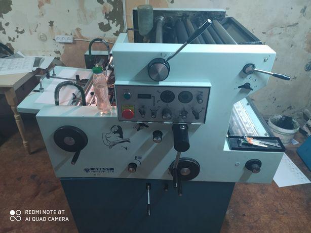Офсетная печатная машина Adast Romayor 314