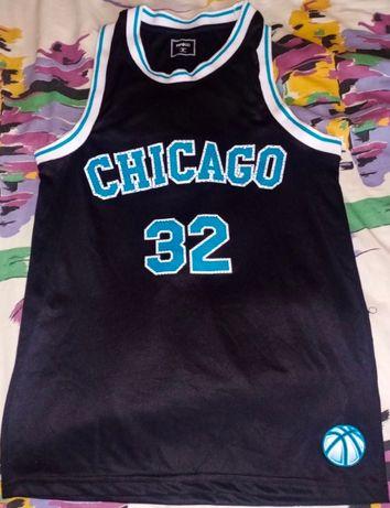 Баскетбольная майка pep&co Chicago, М