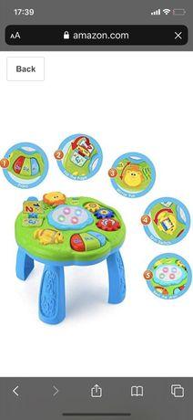 Музичний навчальний стіл HANMUN Baby Toy