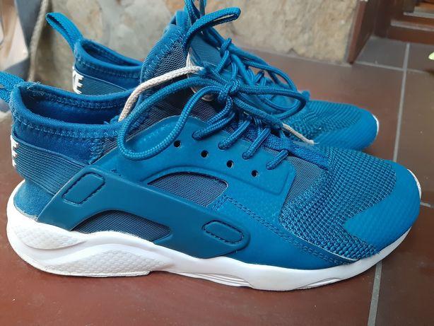 Niebieskie buty NIKE rozm.35