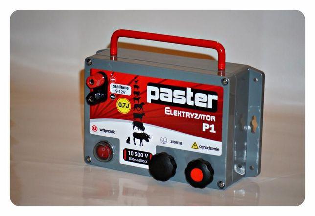 """Nowość elektryzator, pastuch elektryczny PASTER P1 """"darmowa przesyłka"""""""