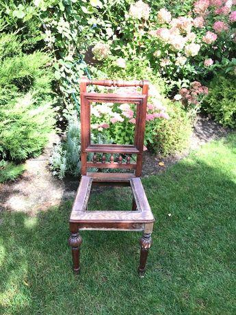 Krzeslo stylowe XIX/XXw