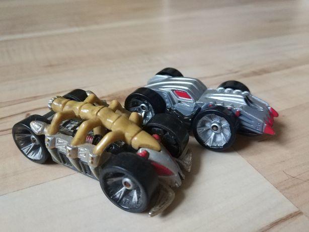 Przerażające Samochodziki Disney Resoraki Kościotrup i Potwór