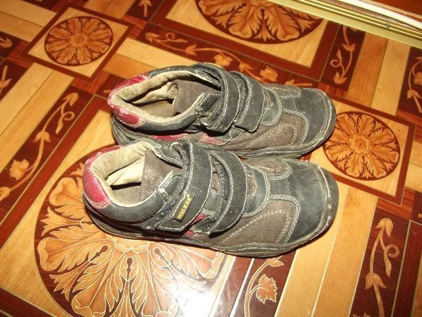 Продам ботинки кросовки ортопедические 30 размер.