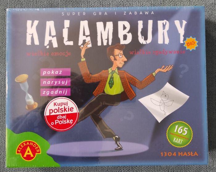 Gra - KALAMBURY (Alexander) - 25 zł Bydgoszcz - image 1