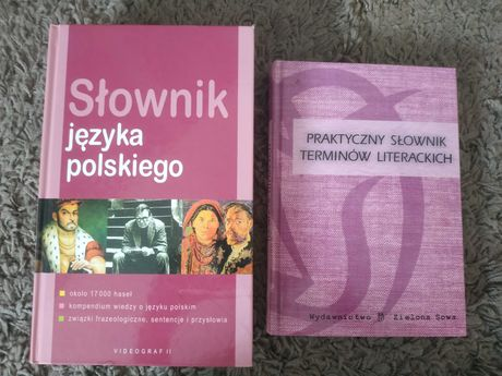 Słowniki języka polskiego