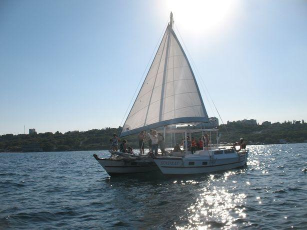 Морские прогулки в Одессе
