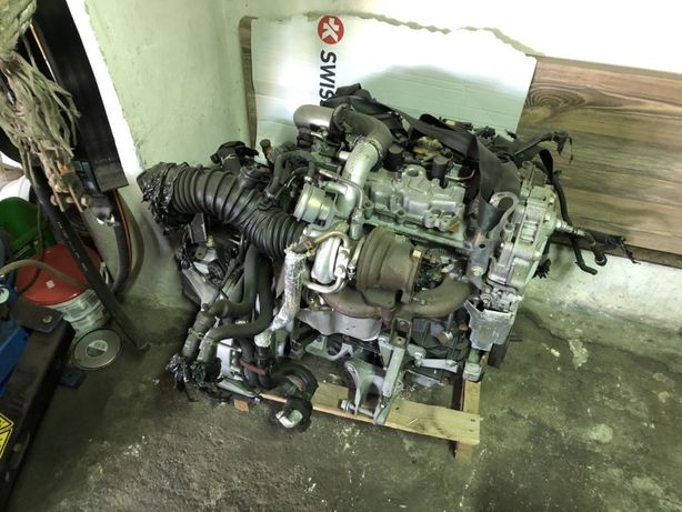 Silnik 2.0t F4R megane III 3 RS 2016 SWAP 7tyś km turbo, PK4019