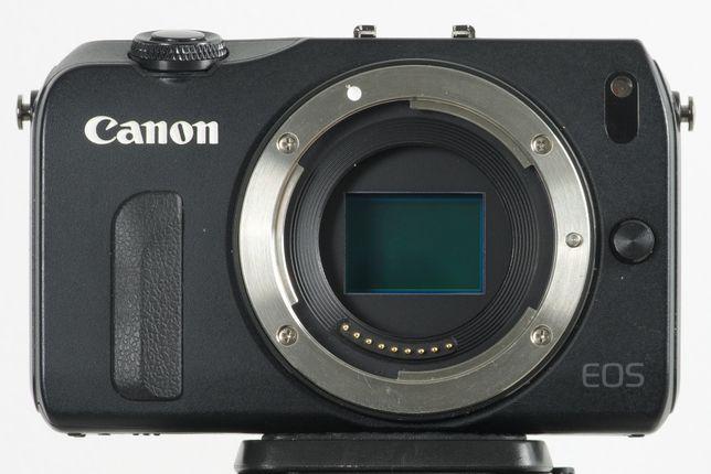 Canon EOS M - Magic Lantern