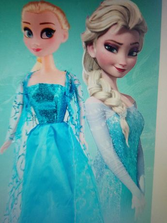 Lalka Elsa, Kraina lodu zabawka