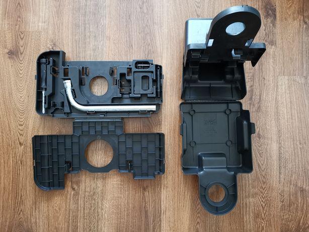 Narzędzia Audi A4 A5 B8 pojemnik tacka styropian lewarek klucz do kół