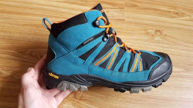 термо ботинки Everest WATER-TEX  Wibram  оригинал  размер 34-35