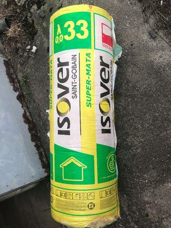 Wełna ISOVER Super Mata 033