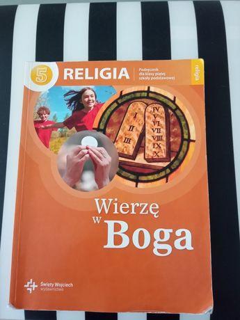 Książka do religii klasa 5