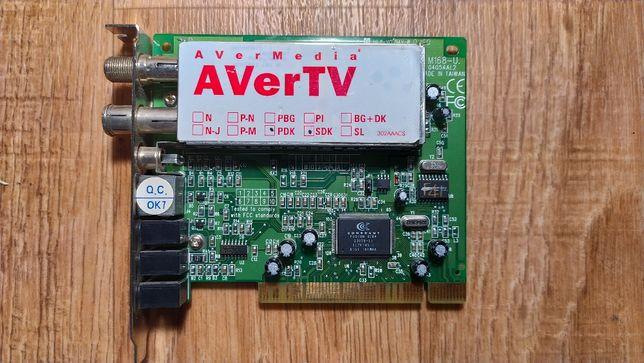 ТВ-тюнер PCI AVerMedia AverTV Studio 203 (M168-U)