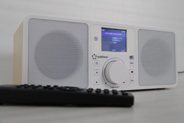 Radio internetowe Renkforce